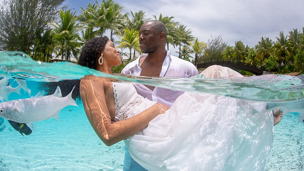 Tianna & Marques - The St. Regis Bora Bora