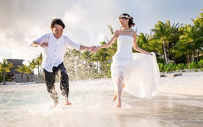Your Wedding Day in Bora Bora