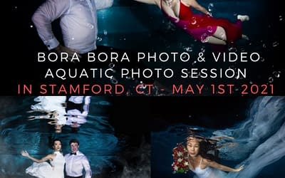 May 1st 2021 – AQUATIC Photo-Shoot in Stamford Connecticut! Save the date!