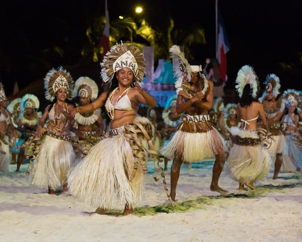 Photo Gallery Local Life & Events Bora Bora